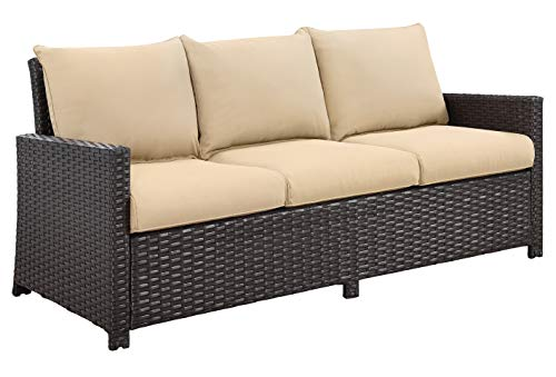 Glenwillow Home 6 Piece Wicker Patio Dining Set 0 2
