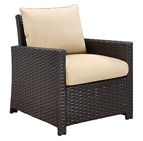 Glenwillow Home 6 Piece Wicker Patio Dining Set 0 4