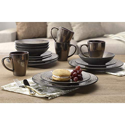 Gourmet Basic By Mikasa Verona 16 Piece Dinnerware Set Service For 4 0 4