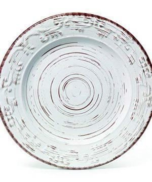Pfaltzgraff Trellis 16 Piece Dinnerware Set Service For 4 Distressed White 0 3 300x360