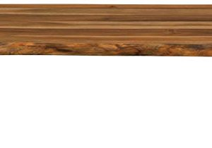 Signature Design By Ashley Brosward Contemporary Rectangular Coffee Table BrownBlack 0 1 300x210