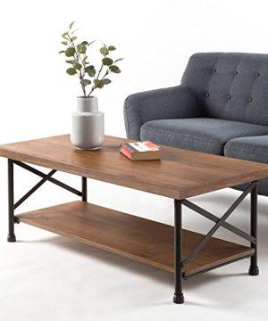 Zinus Rafat Industrial Style Coffee Table 0 300x360