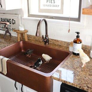 Lange+32+L+x+22+W+Farmhouse+Kitchen+Sink