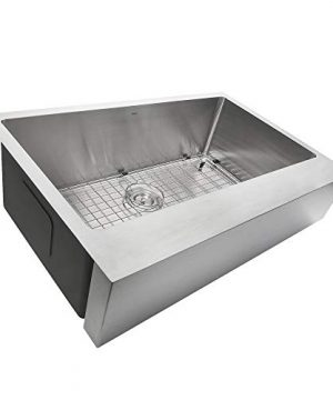 Pro Series 325 X 2125 Retro Fit Framhouse Undermount Kitchen Sink 0 300x360