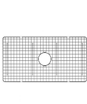 Ruvati 23 X 18 Inch Fireclay Farmhouse Apron Front Kitchen Laundry Sink Single Bowl White RVL2468WH 0 4 300x360