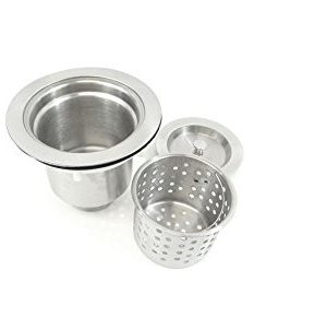 Starstar 33 Inch Farmhouse Apron Single Bowl 16 Gauge Stainless Steel Kitchen Sink 0 2 300x301