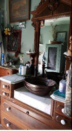 16 X 12 Oval Copper BUCKET Vessel Bathroom Sink With Handle 0 1