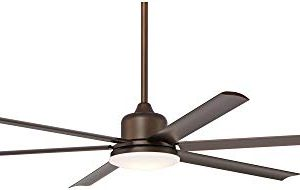 72 Casa Arcade Modern Outdoor Ceiling Fan With Light LED Dimmable Remote Control Oil Rubbed Bronze Damp Rated For Patio Porch Casa Vieja 0 2 300x190