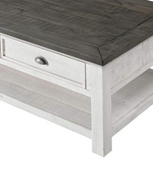Allyssa Coffee Table With Storage Top Material Solid Wood Overall 19 H X 50 L X 28 W 0 2 300x360