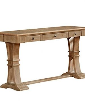 Best Quality Furniture Console Table Rustic Wood 0 300x360