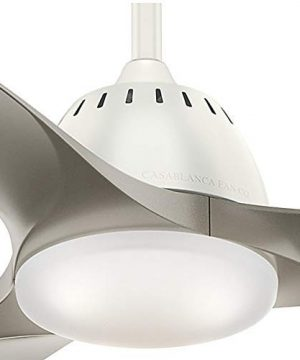 Casablanca Wisp Indoor Ceiling Fan With LED Light And Remote Control 0 0 300x360