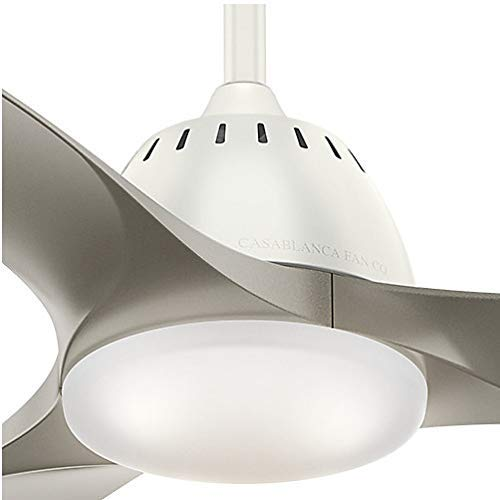 Casablanca Wisp Indoor Ceiling Fan With LED Light And Remote Control 0 0