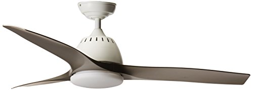 Casablanca Wisp Indoor Ceiling Fan With LED Light And Remote Control 0