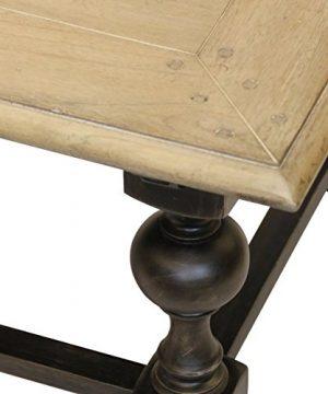 Collective Design Casual Colorado Rectangular Cocktail Grey Sand Finish Table 0 0 300x360