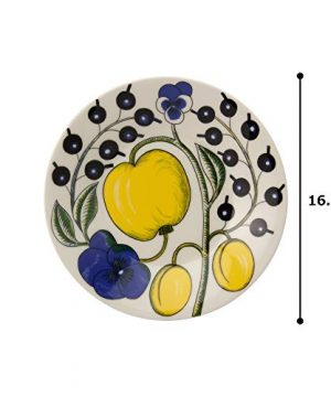 Finland Arabia Paratiisi Plate FlatSaucer 165 Cm 0 4 300x360