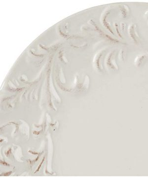 GG 11 D Acanthus Dinner Plate Other Decor 105InL X 11InW X 025InH Cream 0 1 300x360