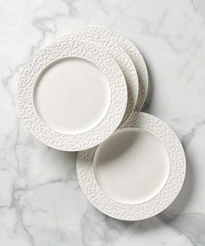 KATE SPADE Blossom Lane 4 Piece Dinner Plate Set 715 LB White 0 0 300x360