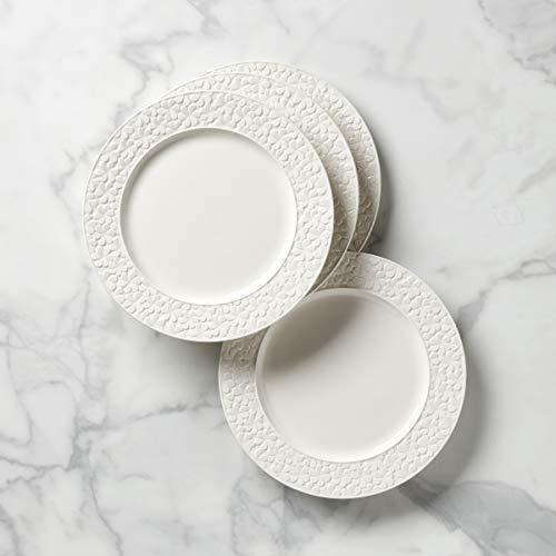 KATE SPADE Blossom Lane 4 Piece Dinner Plate Set 715 LB White 0 0