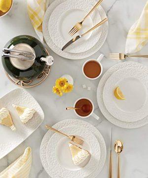 KATE SPADE Blossom Lane 4 Piece Dinner Plate Set 715 LB White 0 1 300x360