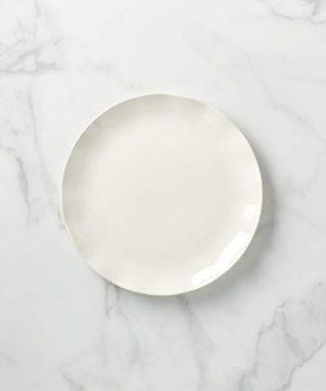 KATE SPADE Petal Lane Ruffle Dinner Plate 140 LB White 0 0 300x360