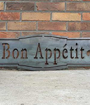Maker Table French Country Bon Appetit Sign 0 1 300x350