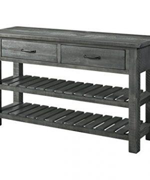 Martin Svensson Home Sofa Console Table Grey 0 300x360