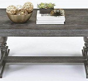 Progressive Furniture Muse Cocktail Table Gray 0 300x277