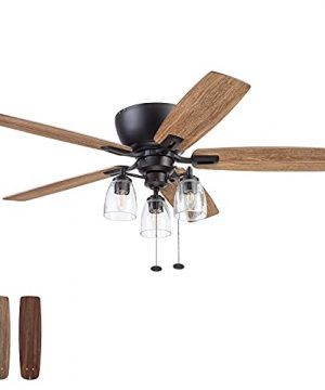 Prominence Home 51486 01 Arthur Ceiling Fan 52 Espresso 0 300x360