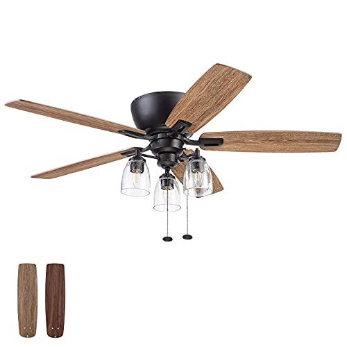 Prominence Home 51486 01 Arthur Ceiling Fan 52 Espresso 0