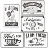 Rustic Wall Decor Vintage Kitchen Sign 5 Pack 0 100x100