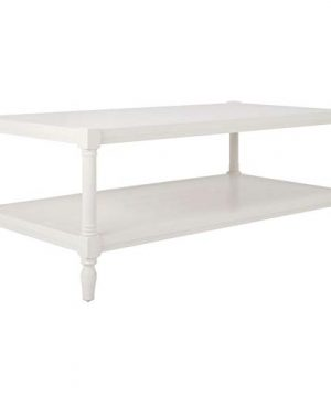 Safavieh American Homes Collection Bela Grey Coffee Table 0 1 300x360
