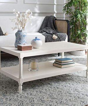 Safavieh American Homes Collection Bela Grey Coffee Table 0 300x360