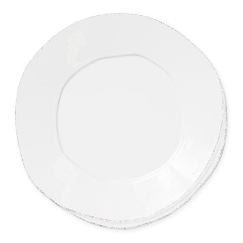 Vietri Lastra Linen European Dinner Plate 0