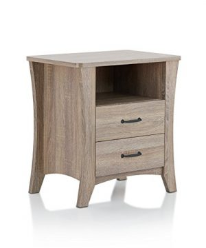 ACME Furniture Colt Nightstand Rustic Natural One Size 0 300x360