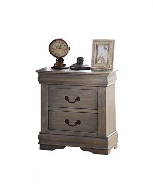 ACME Louis Philippe Nightstand 23863 Antique Gray 0 300x360