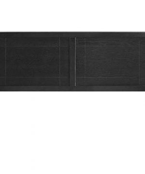 Archie King Wood Headboard In Black 0 1 300x360