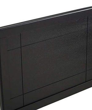 Archie King Wood Headboard In Black 0 2 300x360