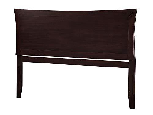 Atlantic Furniture Metro Headboard King Espresso 0