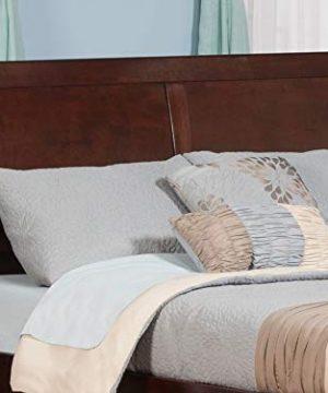 Atlantic Furniture Portland Headboard King Walnut 0 0 300x360