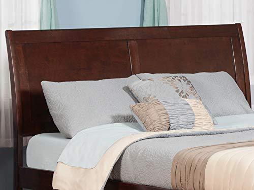 Atlantic Furniture Portland Headboard King Walnut 0 0