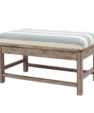 Decor Therapy Farley Upholstered Weathered Ottoman 3543x2008x1969 Driftwood 0 0 300x360