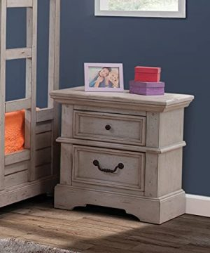 Greyson Living Lakewood Antique Grey Nightstand By 0 300x360