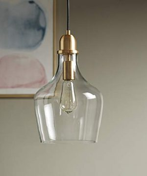 Hampton Hill Auburn Gold Modern Chandeliers Pendant Hanging Lamp Ceiling Dining Room Lighting Fixtures 8x8 0 0 300x360