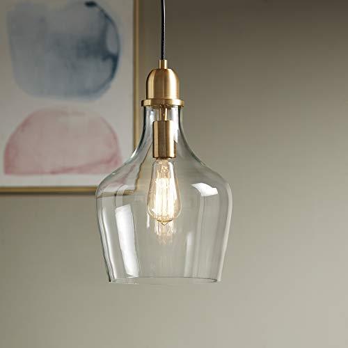 Hampton Hill Auburn Gold Modern Chandeliers Pendant Hanging Lamp Ceiling Dining Room Lighting Fixtures 8x8 0 1