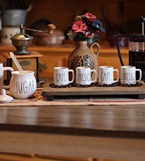 Rae Dunn Artisan Collection COFFEE CupMug By Magenta 0 2 300x333