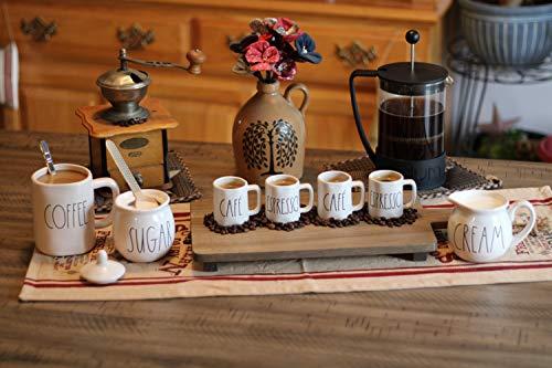 Rae Dunn Artisan Collection COFFEE CupMug By Magenta 0 3