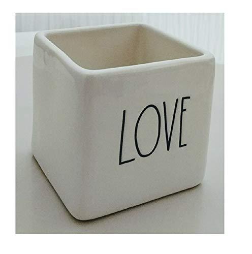 Rae Dunn Artisan Collection By Magenta Love LL Small Desk Office Holder Organizer 0 0