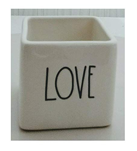 Rae Dunn Artisan Collection By Magenta Love LL Small Desk Office Holder Organizer 0