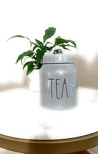 Rae Dunn Artisan Collection By Magenta Tea Canister 0 0