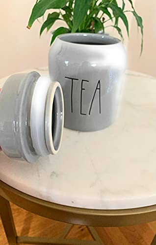 Rae Dunn Artisan Collection By Magenta Tea Canister 0 1